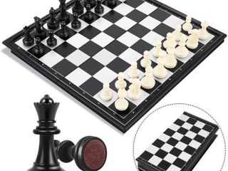 Peradix Travel Chess Set Magnetic Chess Board