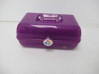 As is  Caboodles On The Go Girl Retro Case