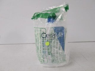 As Is  CeraVe Moisturizing lotion  473ml