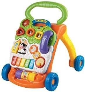 VTech Sit to Stand learning Walker  Frustration