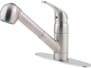 Pfister Pfirst Series 1 Handle Pull Out Kitchen