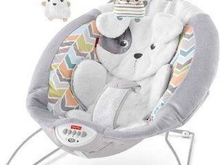 Fisher Price Sweet Snugapuppy Deluxe Bouncer
