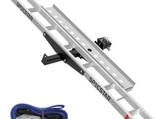SPECSTAR Heavy Duty Aluminum Motorcycle Carrier