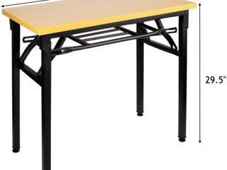 YJHome Foldable Student Writing Desk