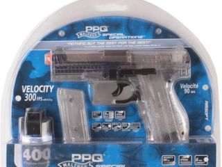 Walther PPQ Spring Airsoft Pistol  Clear