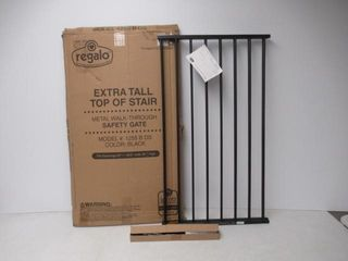 Used  Regalo Extra Tall 2 in 1 Stairway and
