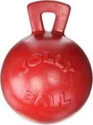 Jolly Pets Tug n Toss Heavy Duty Dog Toy Ball with