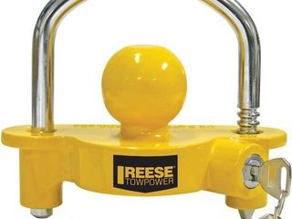 REESE Towpower 72783 Universal Coupler lock