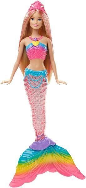 Barbie Doll Mermaid with luminous tail