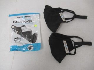 As Is  Safe Mate x Case Mate   Cloth Face Mask