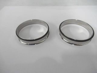 2  Stainless Steel Tunnels