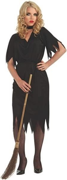 Rubie s Standard O S Haunted House Witch Costume