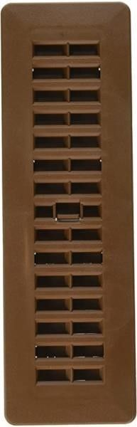 Decor Grates Pl210 OB 2 Inch by 10 Inch Plastic