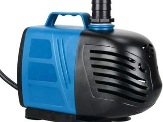 Pawfly 1000 GPH Submersible Inline Water Pump with