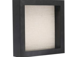 Shadow Box Frame Wood Display Case for Awards