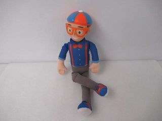 As Is  My Buddy Blippi Feature Figure