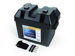 Camco 55363 Standard Battery Box   Group