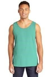 Comfort Colors Men s large Adult Tank Top  Style