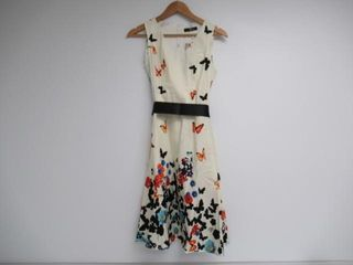 IHot Women s Small Vintage Sleeveless Butterfly