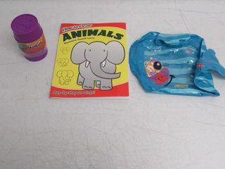 lot Of Various Kid Items