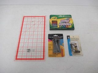 lot Of Craft   Stationary Items