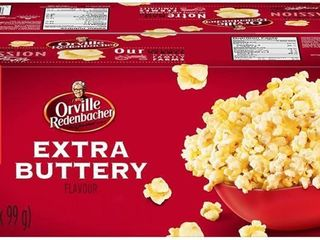 Orville Redenbacher Popcorn   Microwave Buttery
