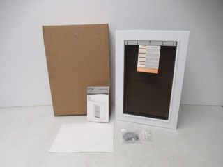 As Is  PetSafe Wall Entry Pet Door with