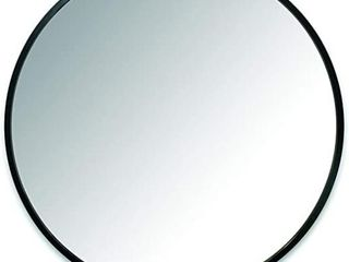 Umbra 1008243 040 Hub Wall Mirror With Rubber