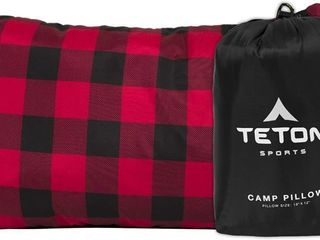 TETON Sports Camp Pillow  Great for Travel