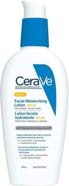 CeraVe Facial Moisturizing lotion AM SPF 30  Daily