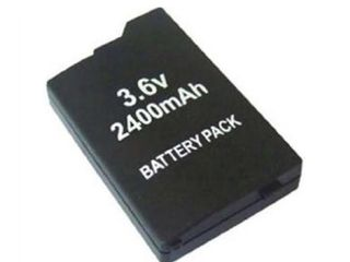EXTENDED 3 6V 2400mAh li ion Slim Rechargeable