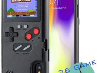Gameboy Case for iPhone  Autbye Retro 3D Phone