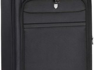 Travelers Club Business Class Expandable Spinner