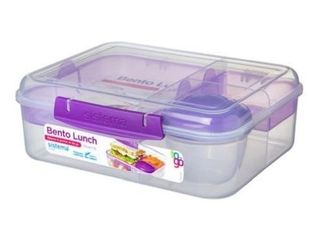 Sistema To Go Collection Bento Box Plastic lunch