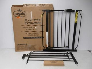 Used  Regalo Easy Step 49 Inch Extra Wide Baby
