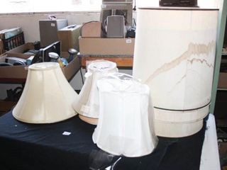 lampshades 11 total