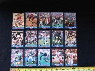 1992 Draft Picks Football Cards