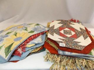 Cloth Placemats  30