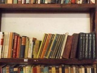 Books   3 Shelves   approx 90
