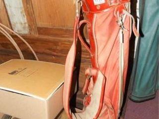 Oldsmobile Golf Bag  Putters  6
