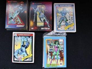 DC Comics Collector Cards