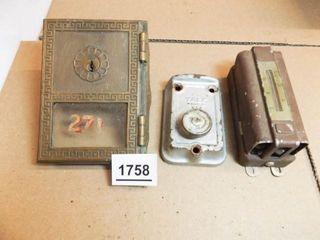 Mail Box Door  Thermometer  Door  3