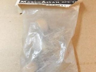 Wood Casters in Package   probably 4