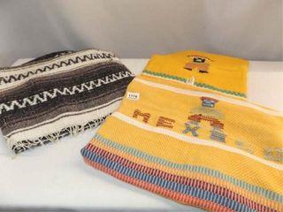 Woven  Cloth Pieces  3