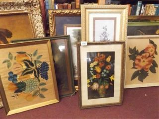 Art  Most Framed  Floral  People Themes  9