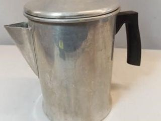 Mirro Stove Top Coffee Pot  7