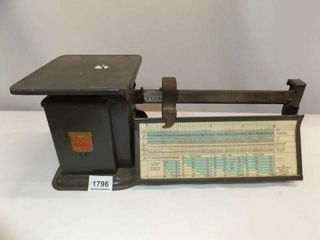 1964 Triner Air Mail Scale