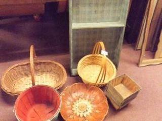 Baskets  Trunk Shelf  Bowls  7
