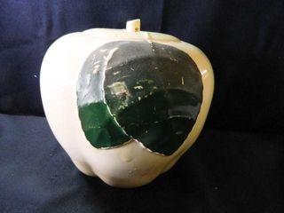 Hull  Apple  Cookie Jar per seller