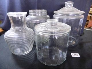 Glass Containers  4